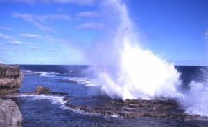Blow Holes-Isole Tonga