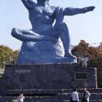 Statua della Pace-Nagasaki-Giappone