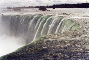 Cascate del Niagara-Canada