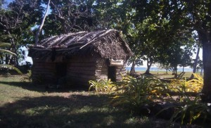 La mia capanna-Uoleva-Isole Tonga