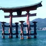 Porta Sacra-Isola di Miyajima-Giappone