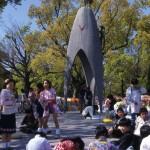 Parco della Pace-Hiroshima-Giappone