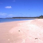 Spiaggia sul lato dx della mia capanna-Uoleva-Isole Tonga
