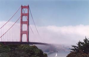 The Golden Gate-San Francisco-Usa